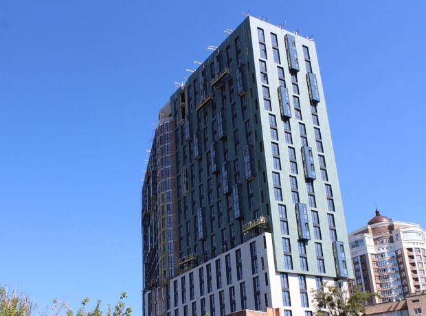 ЖК Greenville Park Kyiv хід будівництва фото 214336