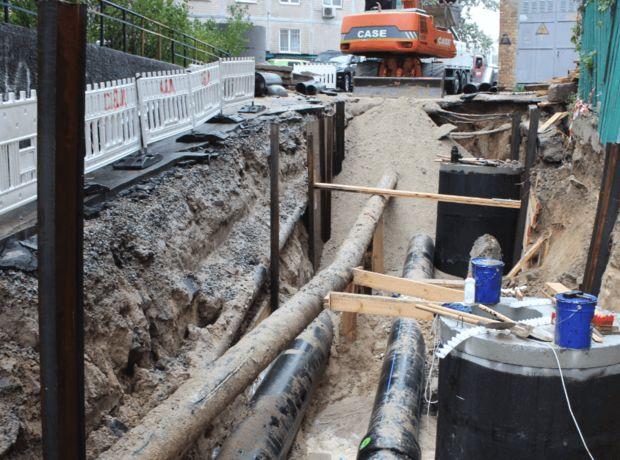 ЖК Greenville Park Kyiv хід будівництва фото 214349