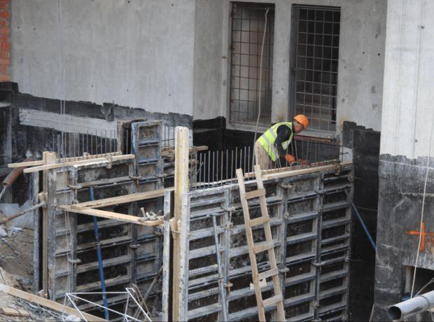 ЖК Greenville Park Kyiv хід будівництва фото 214351