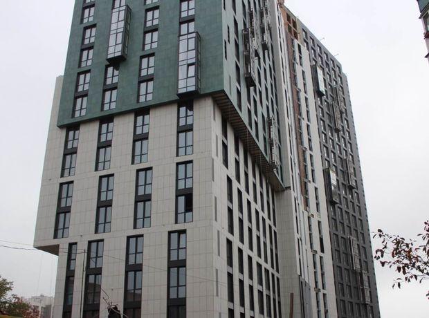 ЖК Greenville Park Kyiv хід будівництва фото 214357