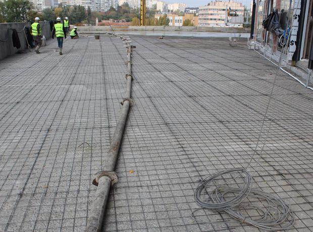 ЖК Greenville Park Kyiv хід будівництва фото 214361