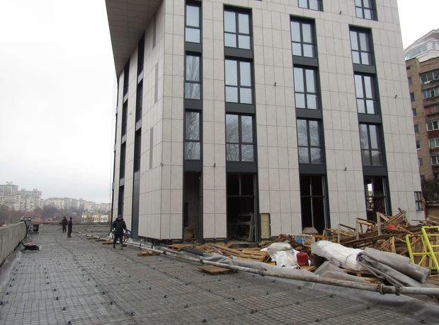 ЖК Greenville Park Kyiv хід будівництва фото 218624