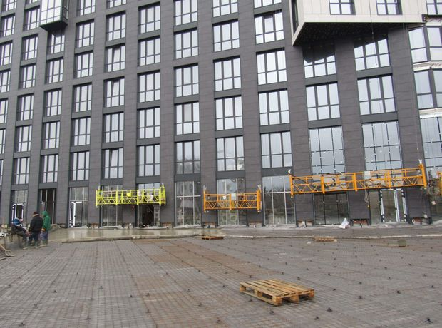 ЖК Greenville Park Kyiv хід будівництва фото 218631