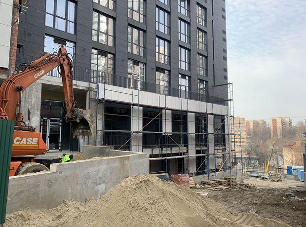 ЖК Greenville Park Kyiv хід будівництва фото 239566