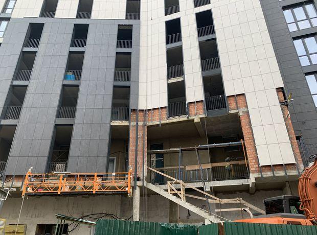 ЖК Greenville Park Kyiv хід будівництва фото 239567