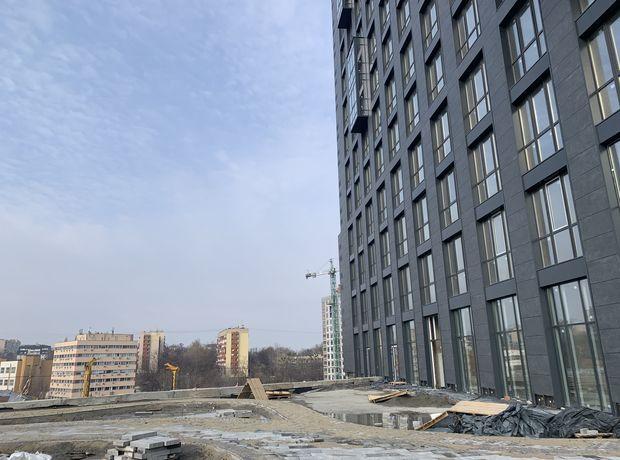 ЖК Greenville Park Kyiv хід будівництва фото 239571