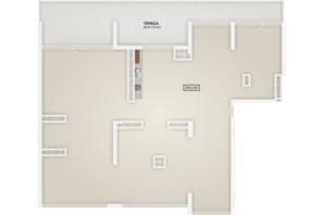 ЖК HydroPark DeLuxe: свободная планировка квартиры 240.3 м²