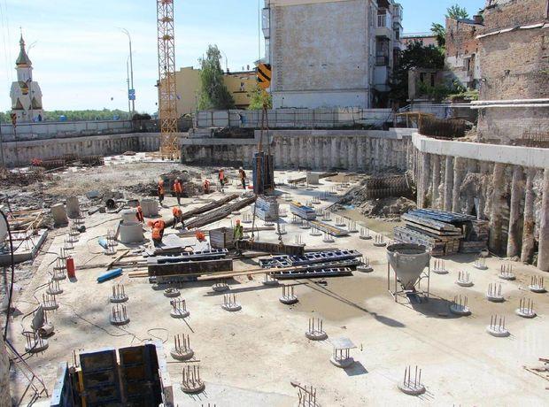 ЖК Illinsky House хід будівництва фото 173808