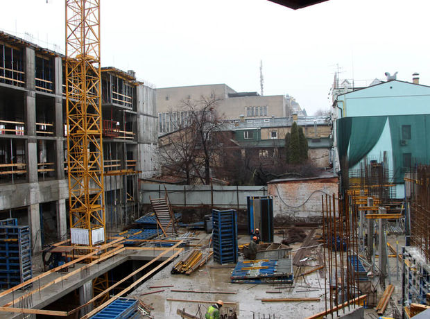 ЖК Illinsky House хід будівництва фото 220873