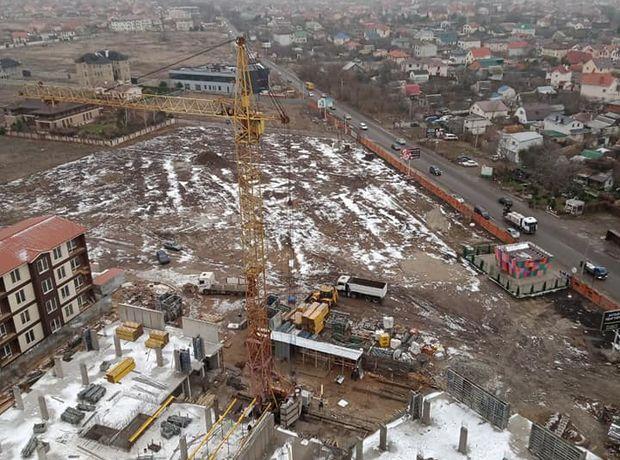 ЖК Калейдоскоп ход строительства фото 215523