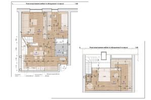 ЖК Клубний дім Craft: планування 2-кімнатної квартири 58 м²