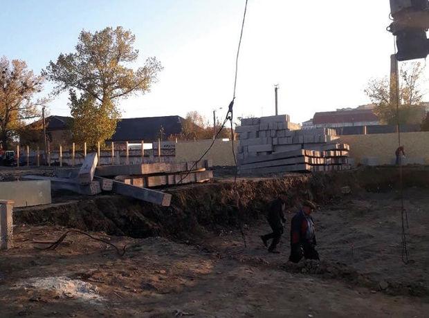 ЖК Клубный городок 12 ход строительства фото 126642