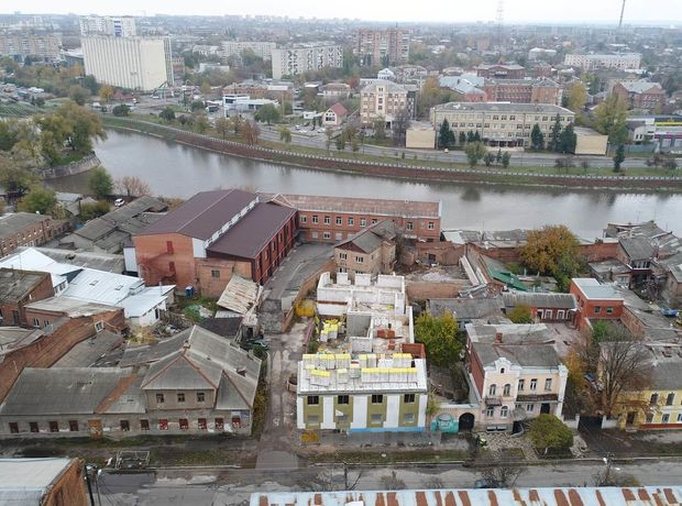 ЖК Конторський хід будівництва фото 122811