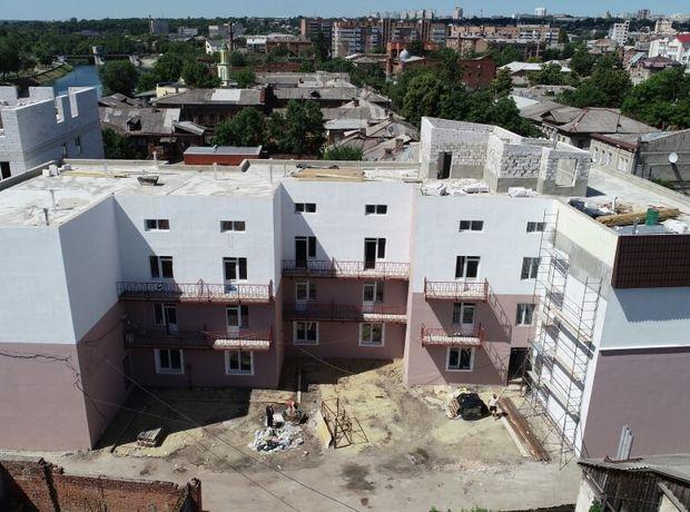 ЖК Конторський хід будівництва фото 122815