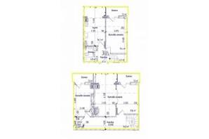 ЖК KromaxBud: планировка 3-комнатной квартиры 105 м²