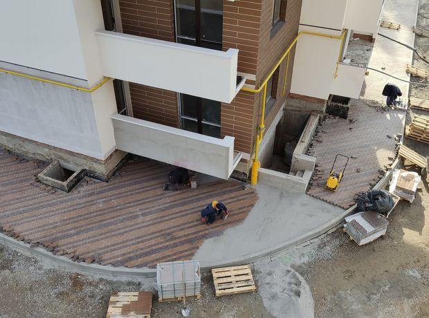 ЖК Квартал Парковый ход строительства фото 130314