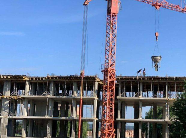 ЖК Квартал Віденський хід будівництва фото 120728