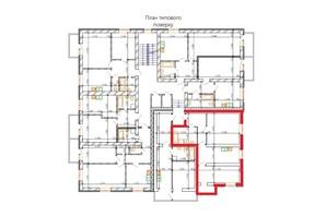 ЖК Лайм-2: планировка 2-комнатной квартиры 58 м²