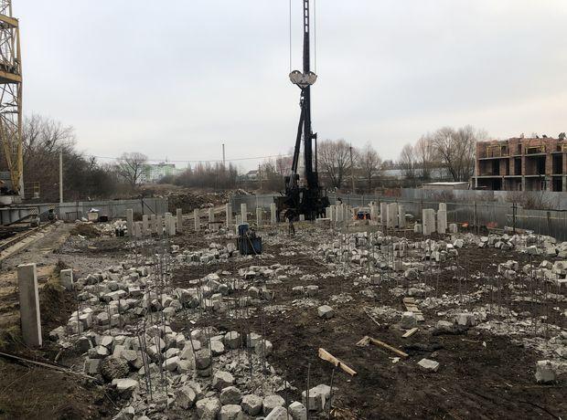 ЖК Левада Нова хід будівництва фото 225711