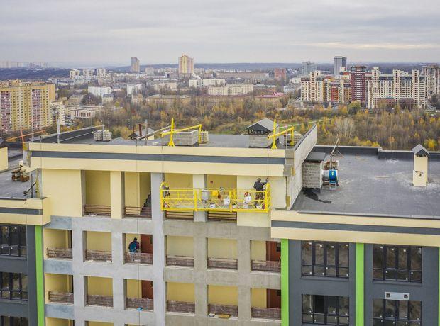 ЖК Liko-Grad Perfect Town ход строительства фото 212485