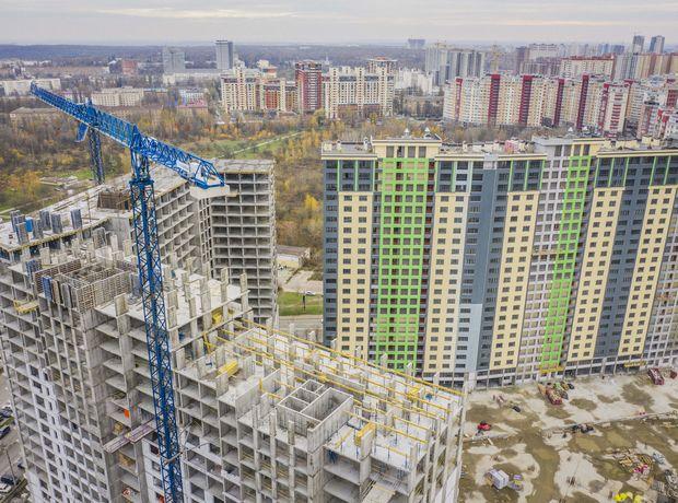 ЖК Liko-Grad Perfect Town ход строительства фото 212489