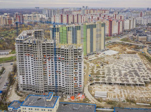 ЖК Liko-Grad Perfect Town ход строительства фото 212507