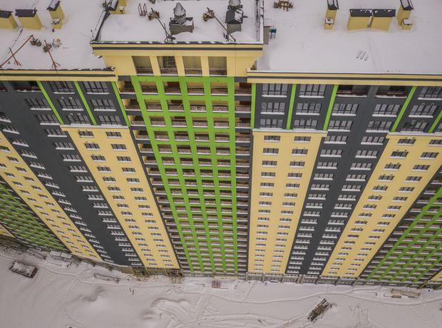 ЖК Liko-Grad Perfect Town ход строительства фото 230967