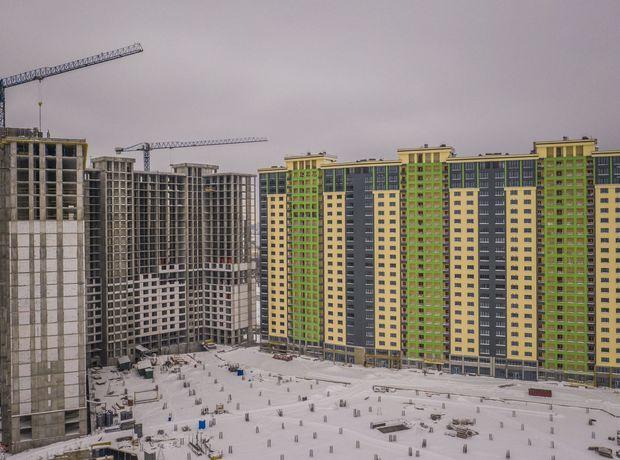 ЖК Liko-Grad Perfect Town ход строительства фото 230968
