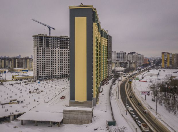 ЖК Liko-Grad Perfect Town ход строительства фото 230969