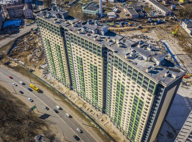 ЖК Liko-Grad Perfect Town ход строительства фото 244278