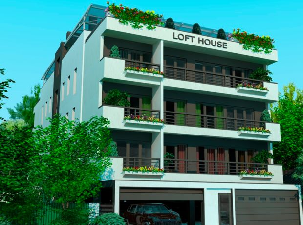 ЖК Loft House  фото 144704