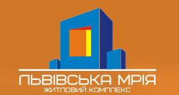 Логотип будівельної компанії ЖК Львівська мрія