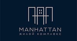 Логотип строительной компании ЖК MANHATTAN