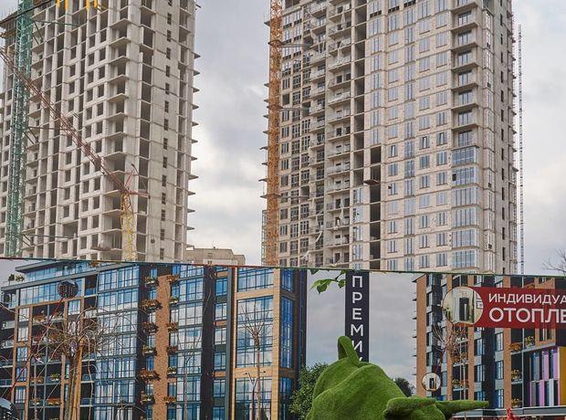 ЖК Manhattan хід будівництва фото 164849