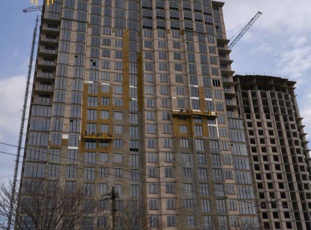 ЖК Manhattan ход строительства фото 164848