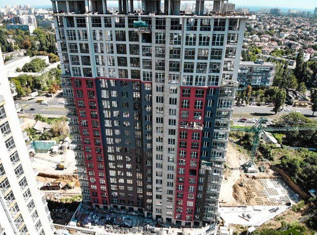 ЖК Manhattan ход строительства фото 193296