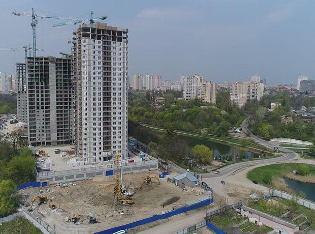 ЖК Медовий-2 хід будівництва фото 106345
