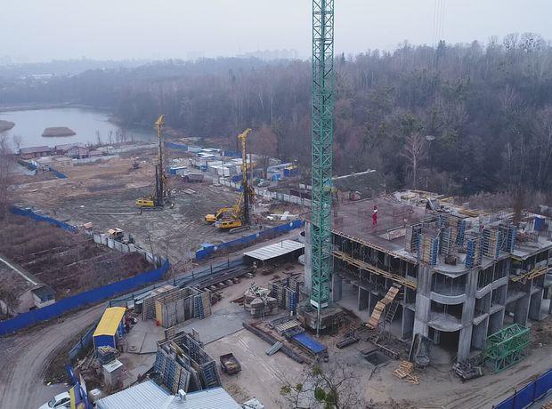 ЖК Медовий-2 хід будівництва фото 147081