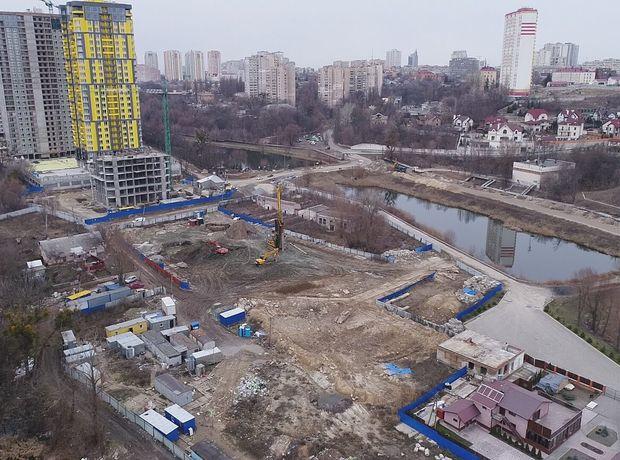 ЖК Медовий-2 хід будівництва фото 161650