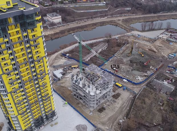 ЖК Медовий-2 хід будівництва фото 161651