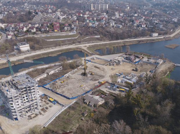 ЖК Медовий-2 хід будівництва фото 171267