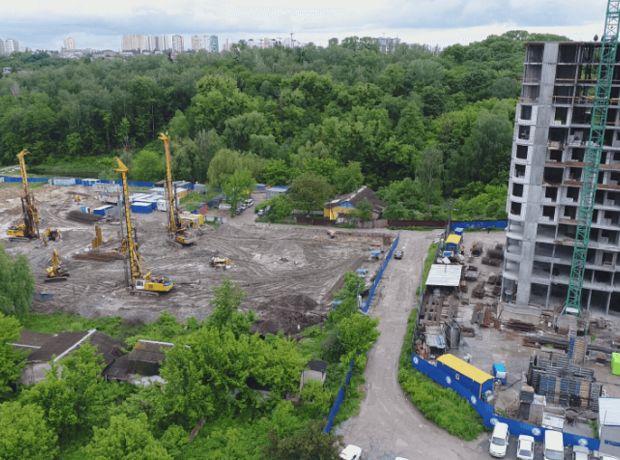 ЖК Медовий-2 хід будівництва фото 175990