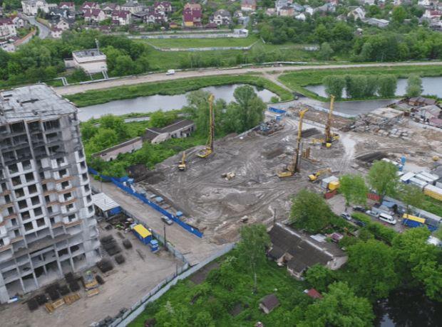 ЖК Медовий-2 хід будівництва фото 175991