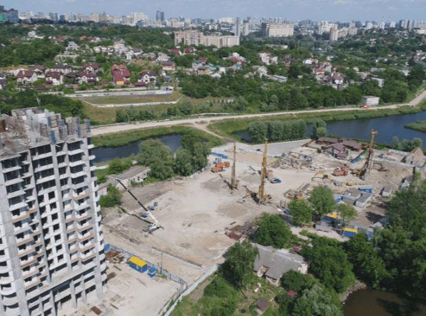 ЖК Медовий-2 хід будівництва фото 180845