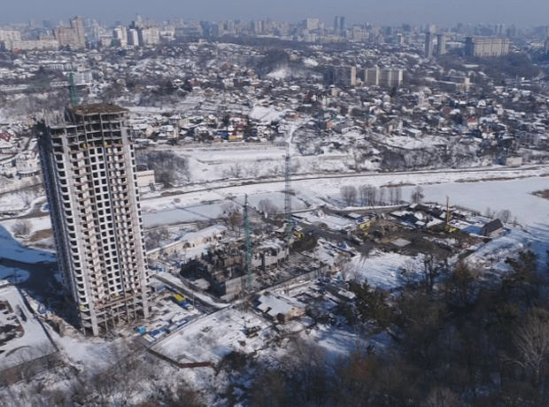 ЖК Медовий-2 хід будівництва фото 242729
