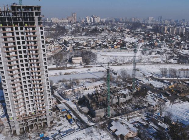 ЖК Медовий-2 хід будівництва фото 242730