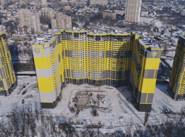 ЖК «Медовий» хід будівництва фото 230051