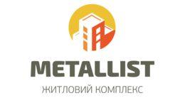 Логотип будівельної компанії ЖК Металіст