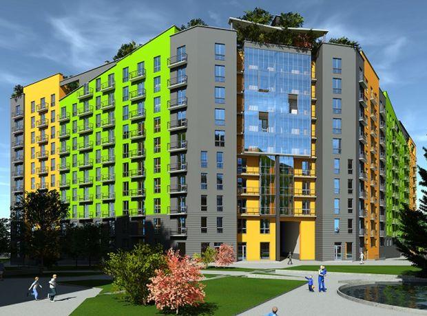 ЖК Millennium  Eco Apartments фото 1