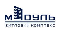 Логотип будівельної компанії ЖК Модуль